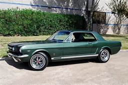 1966 Ford Mustang GT Coupe For Sale  Auto Collectors Garage
