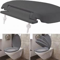 abattant wc gris avec frein de chute int 233 gr 233 linge et