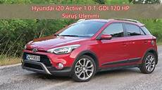 Hyundai I20 Active Test S 252 R 252 ş 252