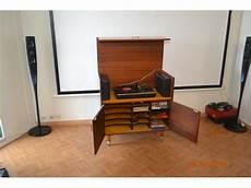 meuble platine vinyle vintage magnifique platine vinyle td philips 292 st 233 r 233 o vintage