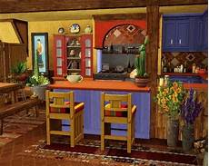 Mexican Kitchen Colors