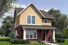 narrow lot house plans with rear garage plan 69518am narrow home plan with rear garage
