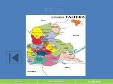 simbolos naturales del estado tachira para colorear mapa de estado tachira para colorear imagui