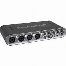 M Audio Fast Track Ultra Usb 2 0 Audio Interface Guitar