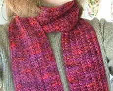Strickmuster Schal Lochmuster - 25 scarf knitting patterns the best of ravelry beyond
