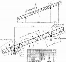 roof truss guide design and construction of standard timber and steel trusses basin skat