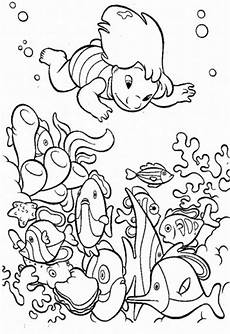 Malvorlagen Unterwasser Tiere Jungkook The Sea Creatures Coloring Pages And Free Colouring