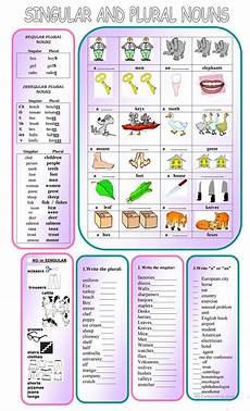 singular and plural nouns worksheet free esl printable worksheets made by teachers