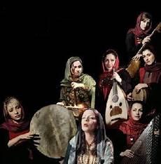 donna persiana mille e una donna musica persiana con sette donne