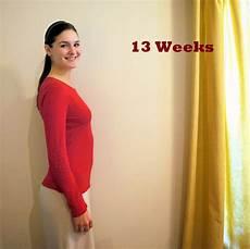 13 ssw bauch corner of baby update 13 weeks