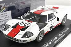 casse auto le mans fly a184 ford gt40 le mans 1966 new 1 32 slot car in