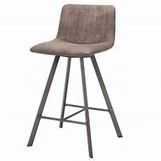 chaise de bar avec dossier java r 233 f 30021987 tabourets