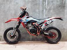 Vixion Modifikasi Trail by Kumpulan Gambar Vixion Trail Dan Supermoto Motocross