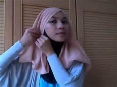 Tutorial Segi Empat 14 Cara Pakai Jilbab Modis Oleh