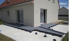 Terrasse Sur Plots Carrelage Exterieur Bechet Ceramic