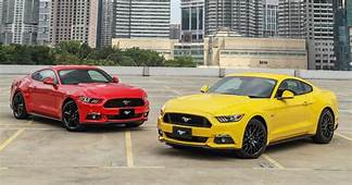 Ford Mustang  Worlds Best Selling Sports Car In 2016