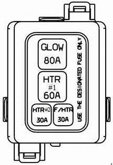 99 fuse box hyundai accen hyundai accent ic 1999 2005 fuse box diagram auto genius