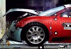 Buggati Veyron Crash by Gruesome Images From Bugatti Veyron Crash Test