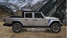 jeep truck 2020 leaked 2020 jeep will combine road and truck