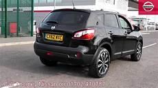2012 Nissan Qashqai N Tec 1 6l Black Cx62wxc For Sale At