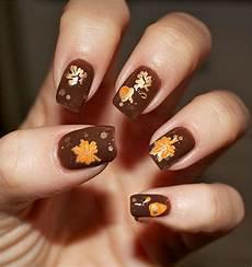 27 fall nail art designs free premium templates