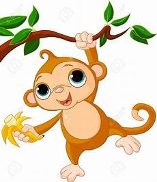 Animasi Kartun Monyet Gambar Kartun