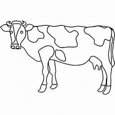 malvorlagen tiere kuh ausmalbild tiere ausmalbild kuh kostenlos ausdrucken