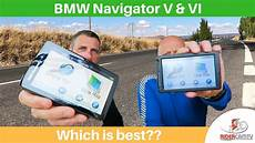 bmw navigator v or vi are they any different