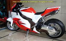 Modifikasi Motor Matic Yamaha by Newest Yamaha Modofications New Modifikasi Motor Sport