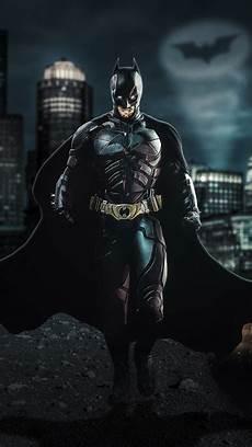 Iphone 8 Wallpaper Batman 4k
