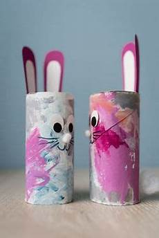 toilet paper roll easter bunny craft easter ideas for