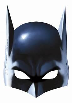 papiermasken batman 8 st happy kindergeburtstag