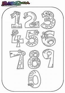 Malvorlagen Zahlen Gratis Die Besten 25 Zahlen Vorlagen Ideen Auf Diy