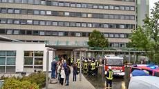 Feuer Im Jung Stilling Krankenhaus Gro 223 Einsatz
