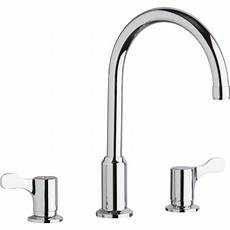 elkay kitchen faucet elkay lkd2439c kitchen 3 faucet walmart