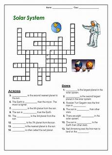 science worksheets k5 12269 outer space worksheets for crossword k5 worksheets solar system worksheets solar
