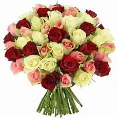 Bouquet De Fleurs 70 Roses
