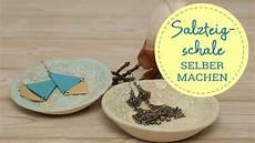 Salzteig Diy Deko Schale