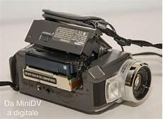 lettore cassette mini dv convertire le minidv in digitale