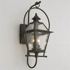 charleston outdoor wall lantern large shades of light
