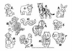 new year animals coloring pages 17108 zodiac animals colouring page new year coloring pages snake coloring pages
