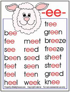 mary had a little lesson plan kindergarten reading worksheets english phonics