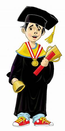 Kumpulan Gambar Kartun Anak Wisuda Background Wallpaper