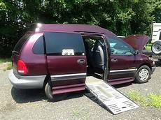 automotive air conditioning repair 1998 dodge caravan user handbook find used van wheelchair handicap braun r system dodge grand caravan 1999 high top in brick