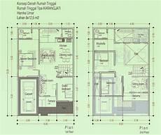 Desain Rumah Ukuran 6x10 Meter