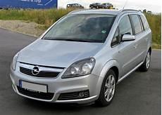 File Opel Zafira B 20090713 Front Jpg