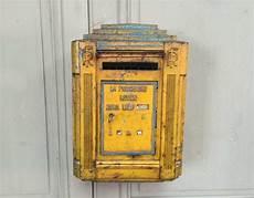 boite aux lettres poste ancienne boite aux lettres picard sauerbach vers 1939