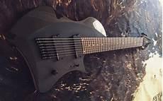 Tosin Abasi New Signature Guitar Prototype Is Bonkers