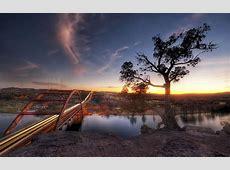 Pennybacker Bridge Austin Texas HD desktop wallpaper High