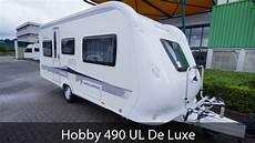 Hobby De Luxe - hobby 490 ul de luxe